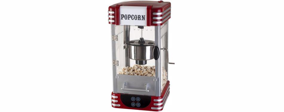 MikaMax - Retro Popcornmachine Deluxe