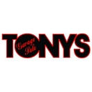 Logo Tony's Garage Sale