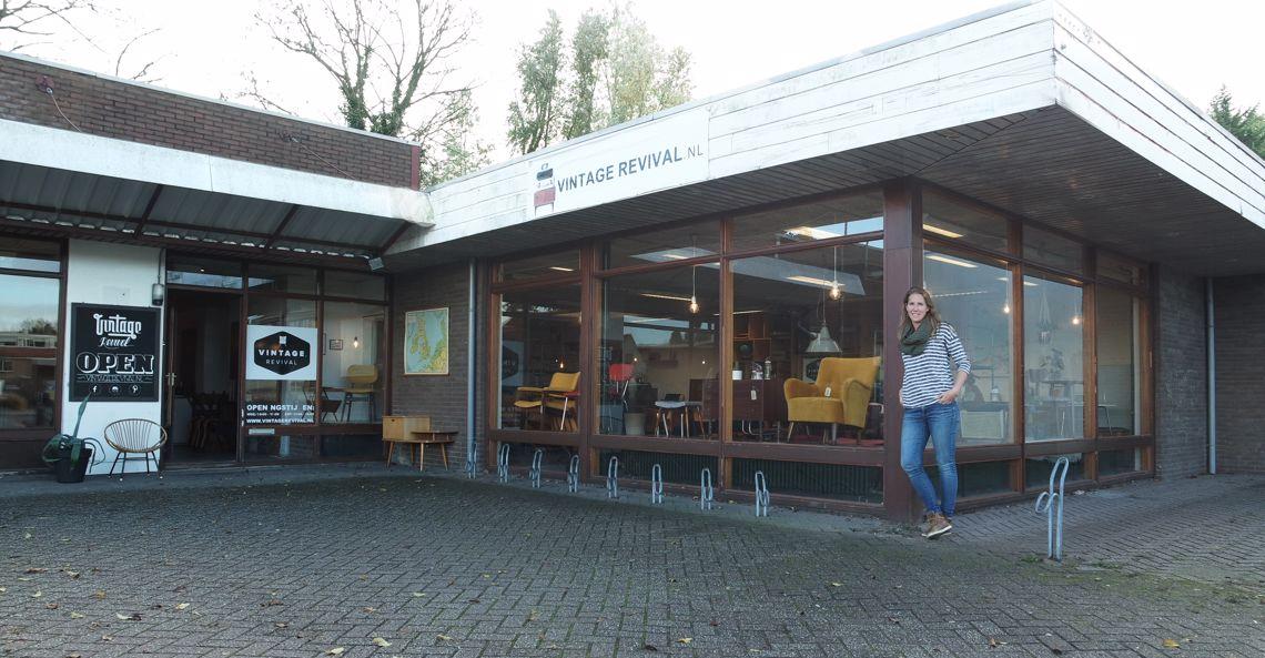 Vintage Meubels Utrecht : Vintagewinkel vintage revival de meern